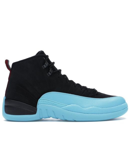 Nike Blue Air 12 Retro 'gamma' Shoes - Size 14 for men