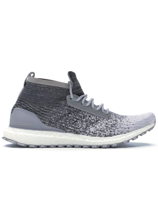 new arrival f7338 33ad2 Men's Ultra Boost Mid Atr Reigning Champ Gray Two Gray Four