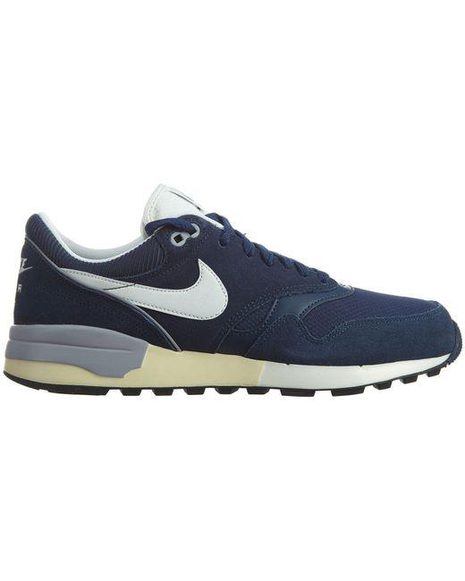 Nike Blue Air Odyssey Midnight Navy Sail-sl-wolf Grey for men