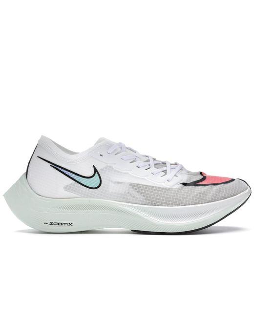 Nike Zoomx Vaporfly Next% Running Shoe (white) for men