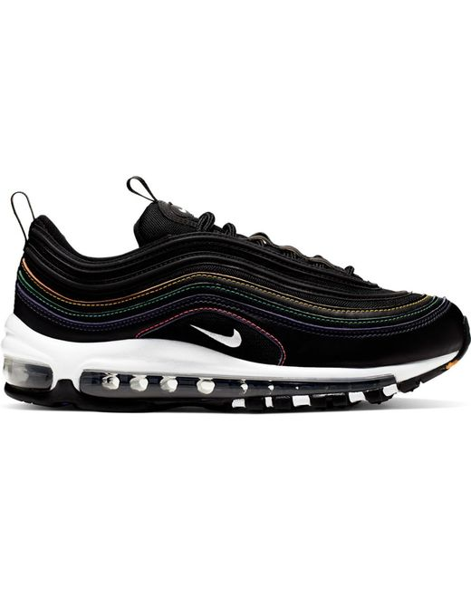 Nike Black Wmns Air Max 97 Sneakers