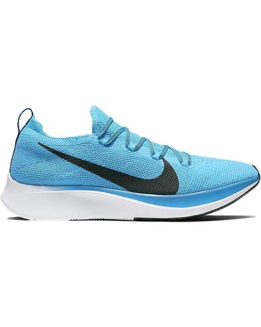 Nike Zoom Fly Flyknit Blue Orbit for