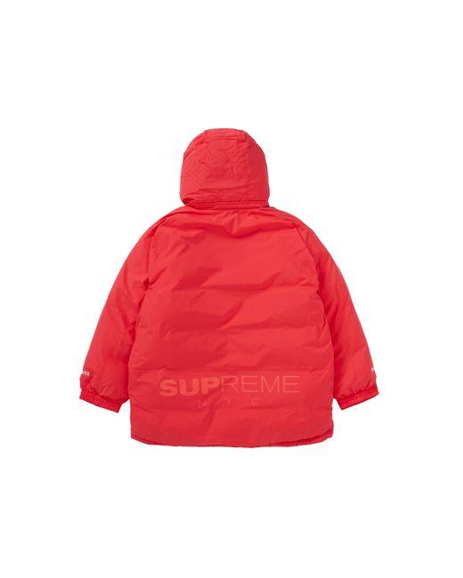 メンズ Supreme Gore-tex 700-fill Down Parka (fw20) Red