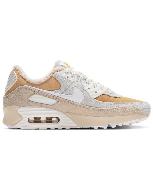 Nike White Air Max 90 Wild (w)