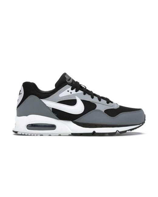 Nike Gray Air Max Correlate Black White Grey for men