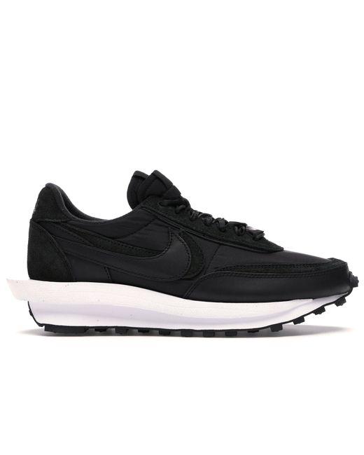 Nike Ld Waffle Sacai Black Nylon for men