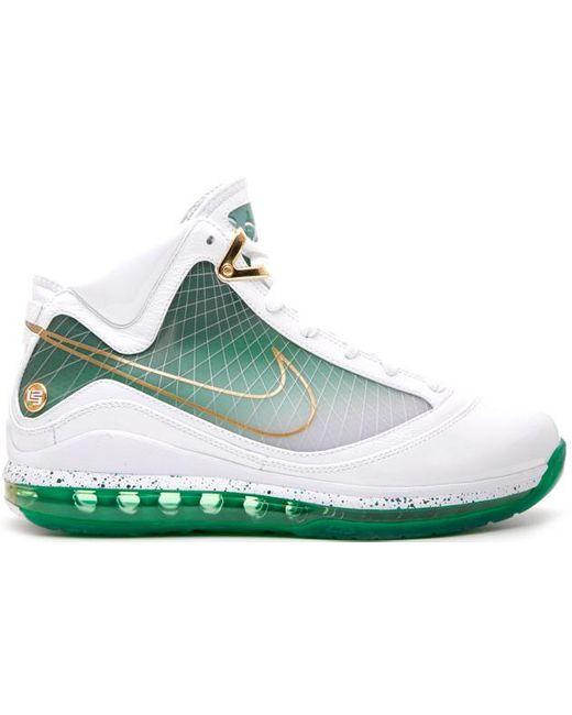 Nike Blue Lebron 7 Mtag Chicago for men