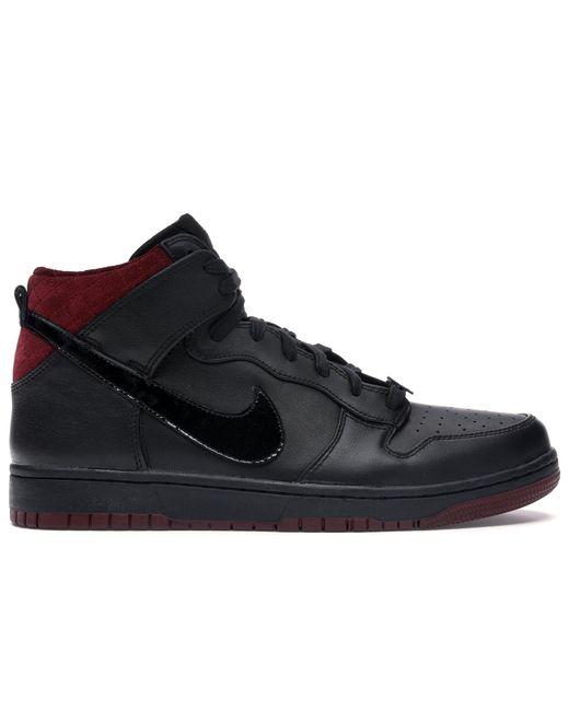 Nike Black Dunk Cmft Coffin for men