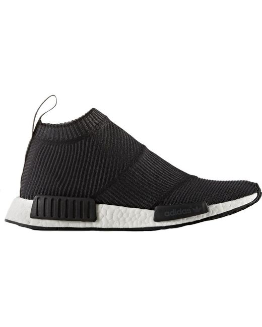 new concept 0779e c019f Men's Nmd City Sock Winter Wool Black