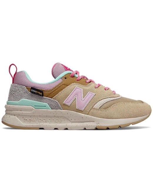 New Balance 997 Outdoor Pack (w) Pink
