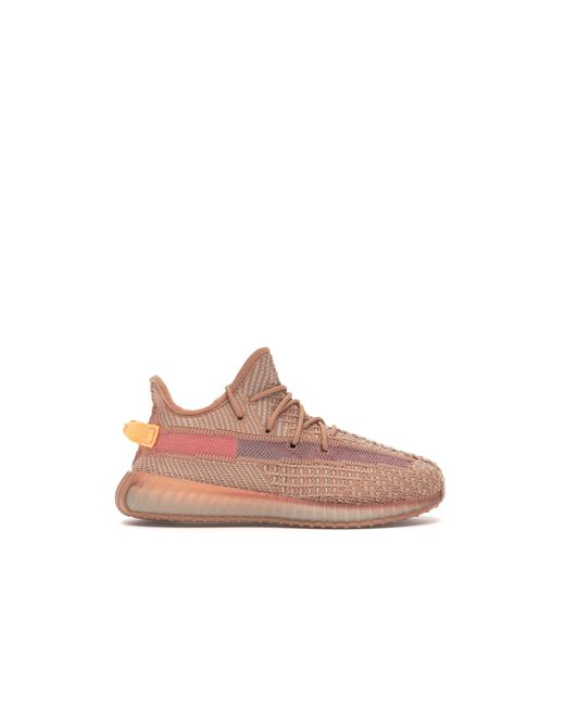 Adidas Brown Yeezy Boost 350 V2 Clay (kids)