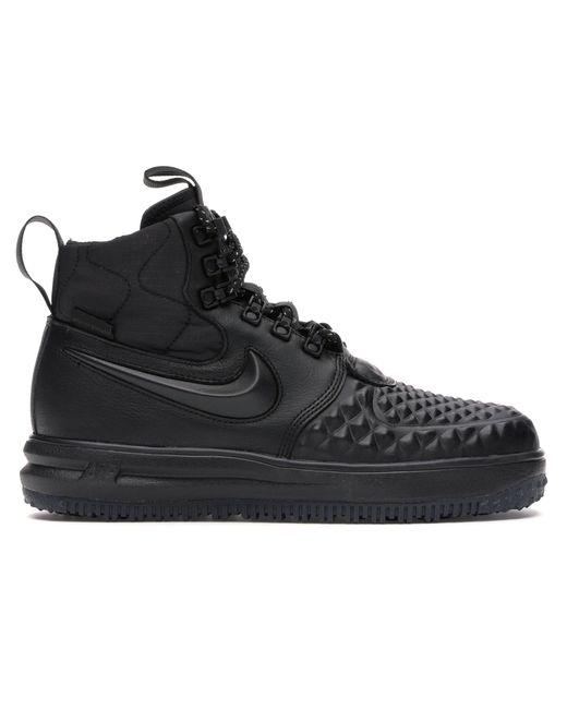Nike Lunar Force 1 Duckboot Black (w)