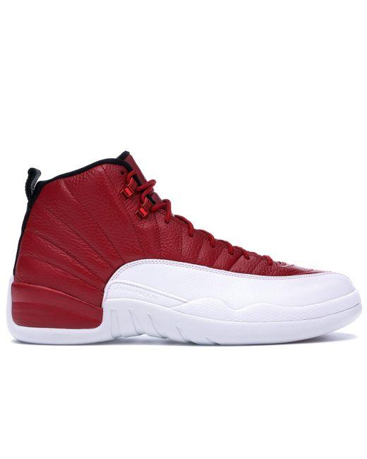 メンズ Nike 12 Retro Gym Red