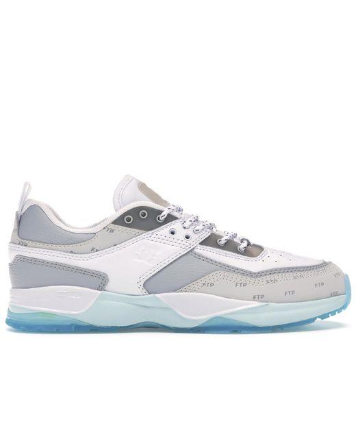 メンズ DC Shoes Dc E. Tribeka Ftp White