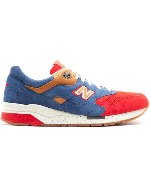 "New Balance Blue 1600 Ubiq ""the Benjamin"" for men"