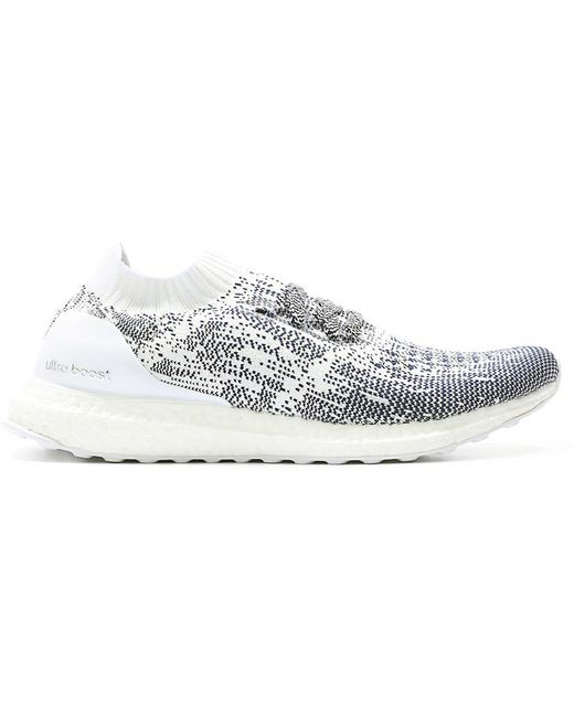 new images of ever popular huge selection of Ultra Boost Uncaged Non Dyed White Oreo