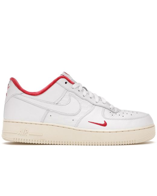 Nike White Air Force 1 Low Kith Japan for men