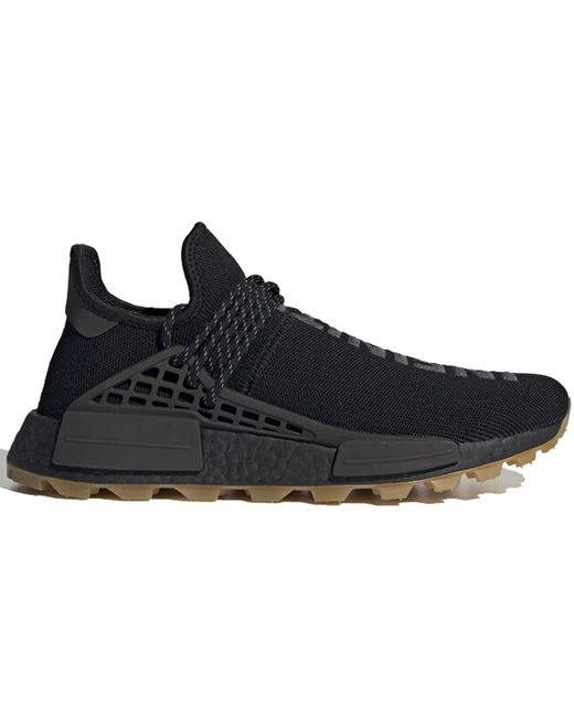 pretty nice 94492 627aa Men's Nmd Hu Trail Pharrell Now Is Her Time Black