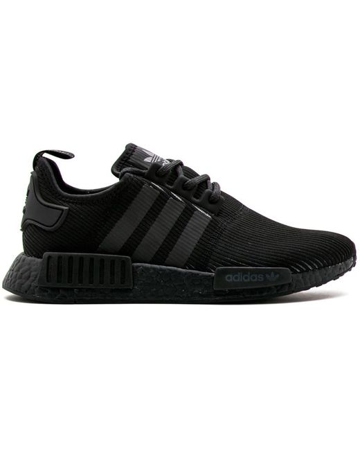 Adidas Nmd R1 Triple Black Reflective For Men Save 13 Lyst
