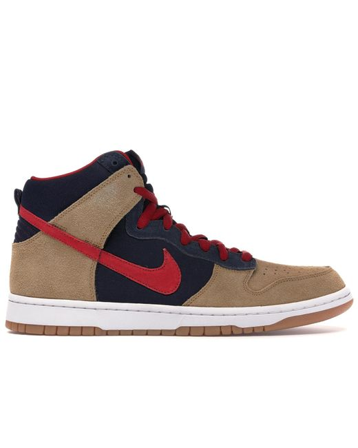 Nike Blue Dunk Sb High Reese Forbes for men