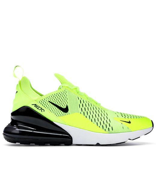 メンズ Nike Air Max 270 Volt Multicolor