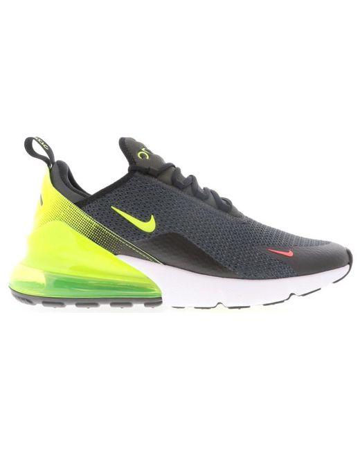 Nike Air Max 270 Retro Future in Black