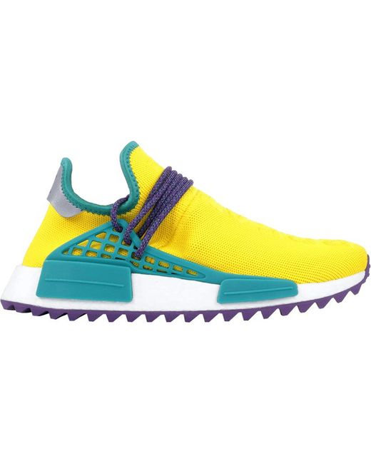 newest collection a2249 298cc Men's Yellow Human Race Nmd Pharrell (f & F)