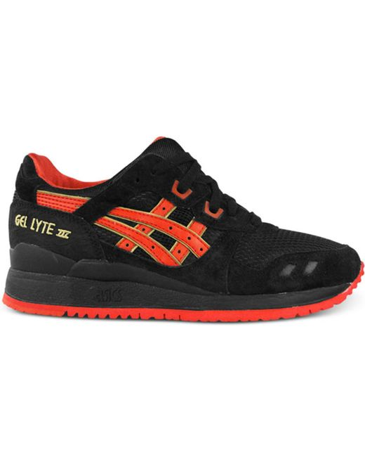 Asics Gel-lyte Iii Lovers And Haters (w) Black