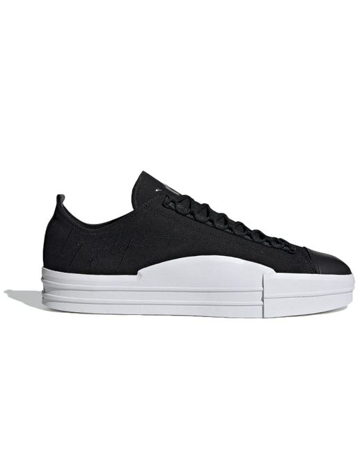 Adidas Y-3 Yuben Low Black for men