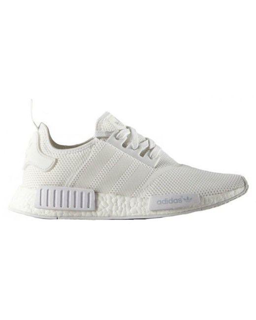 Adidas Nmd R1 White Reflective For Men Save 57 Lyst
