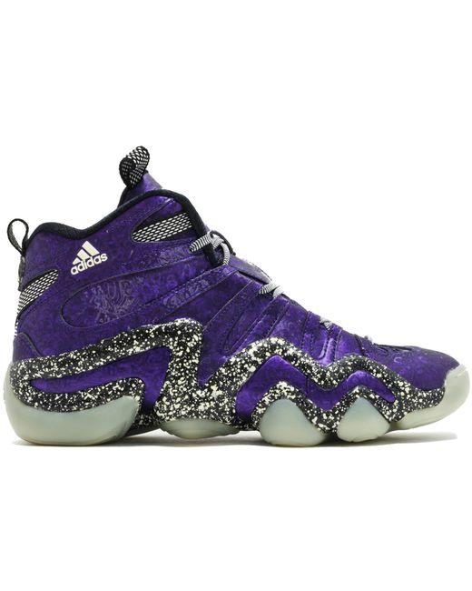 Adidas Purple Crazy 8 Nightmare Before Christmas for men