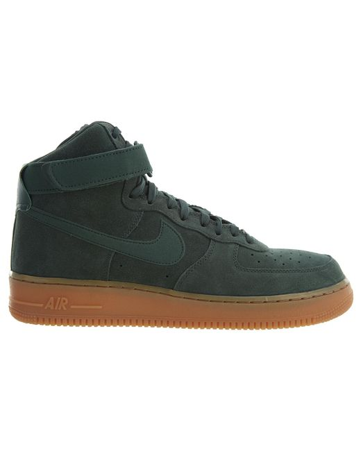 reputable site 763bf 5cc49 Men's Air Force 1 High 07 Lv8 Suede Vintage Green/vintage Green