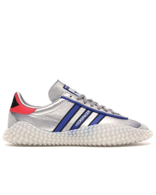 メンズ Adidas Country Kamanda Micropacer Blue