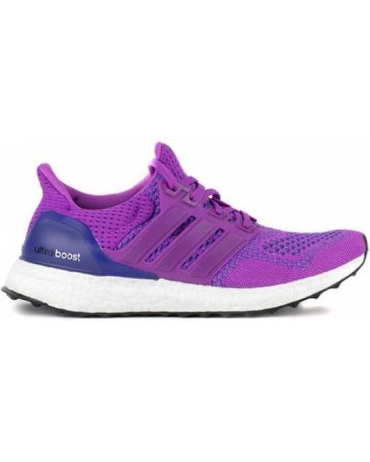 timeless design 4561f abd5b Women's Purple Ultra Boost Flash Pink (w)