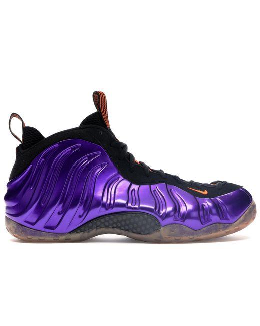 Nike Purple Air Foamposite One 'phoenix Suns' Shoes - Size 13 for men