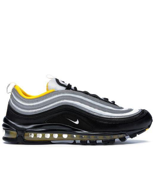 メンズ Nike Air Max 97 Steelers (2018) Black