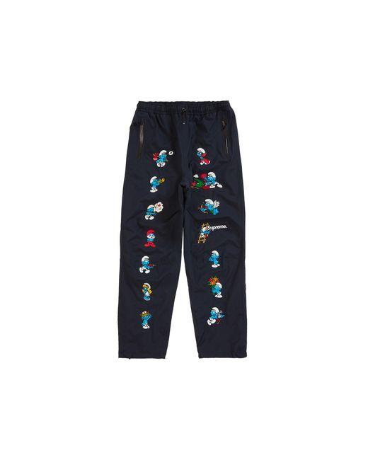 メンズ Supreme Smurfs Gore-tex Pant Black