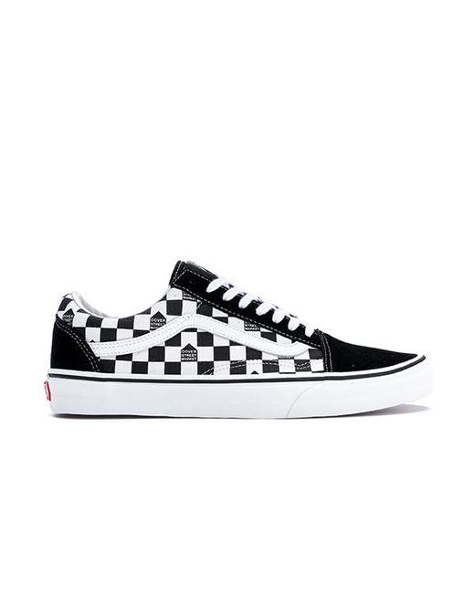 Skool Checkerboard Dsm Old Black White QdCthrsx