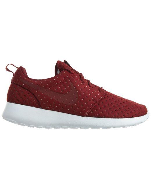 Nike Roshe Run NM FB Khaki Herren Sneakers Neue Kollektion