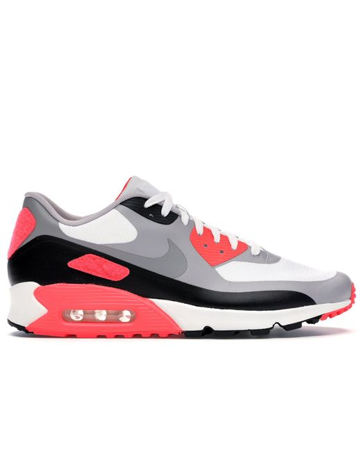 Nike Gray Air Max 90 Patch Og Infrared for men