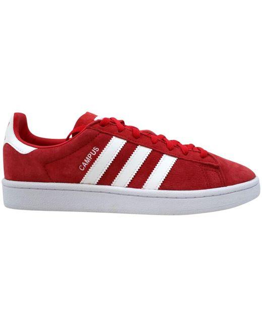 Adidas Campus W Ray Red (w)