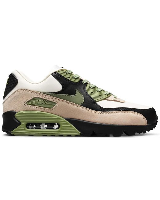 Nike Green Air Max 90 Nrg Casual Running Shoes for men