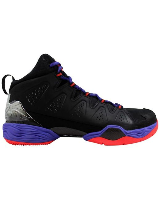 the latest c2de9 8bf3d Men's Air Melo M10 Black/infrared 23-dark Concord