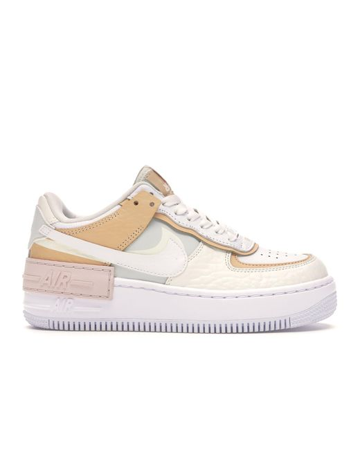 Nike White Air Force 1 Shadow Spruce Aura (w)