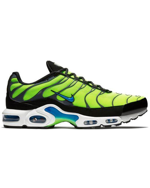 sports shoes 47759 d3f60 Men's Air Max Plus Scream Green