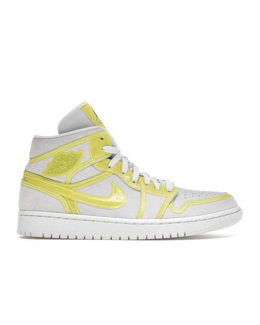 Nike 1 Mid Opti Yellow (w)