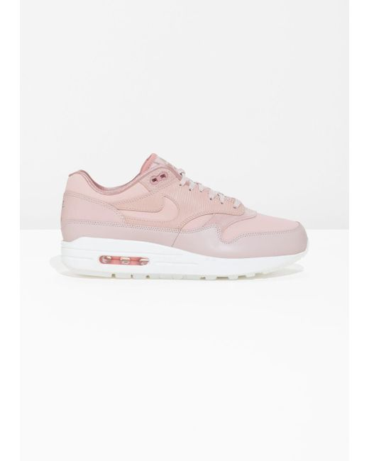 Other Stories - Orange Nike Air Max 1 Prm - Lyst