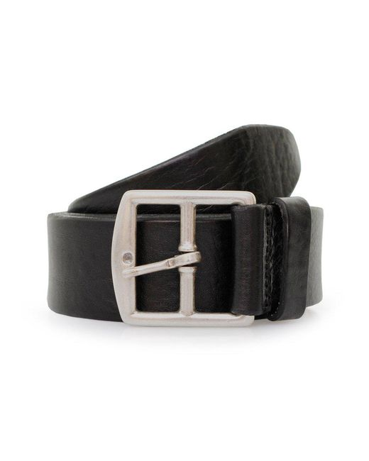 Andersons - Anderson's Grain Black Leather Belt A/2683 Pl100 for Men - Lyst