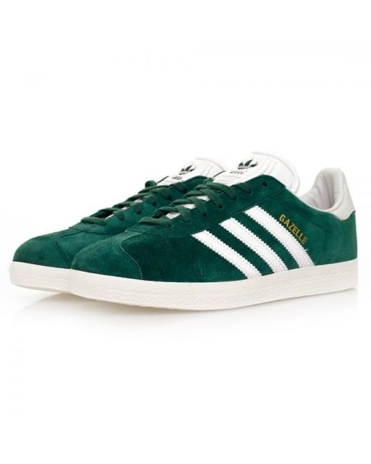 Adidas Originals | Gazelle Trainers In Green Bb5477 for Men | Lyst