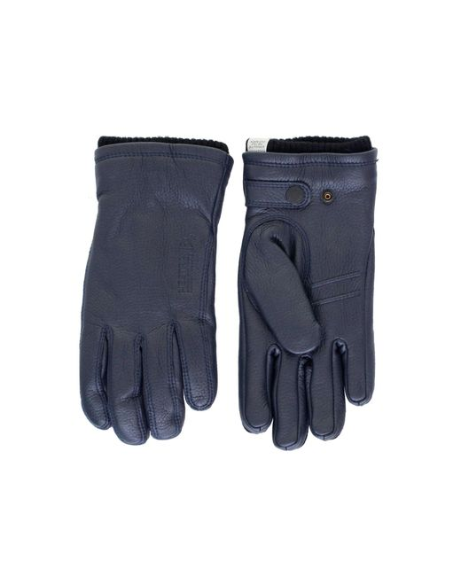 Norse Projects | Blue Norse X Hestra Utsjo Dark Navy Gloves | Lyst